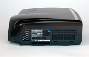 Mitsubishi HC6000: Full HD Projector