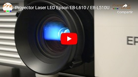 New projectors <br> Epson Laser LED